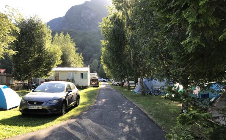 Camping Pont Lauguère - Laruns