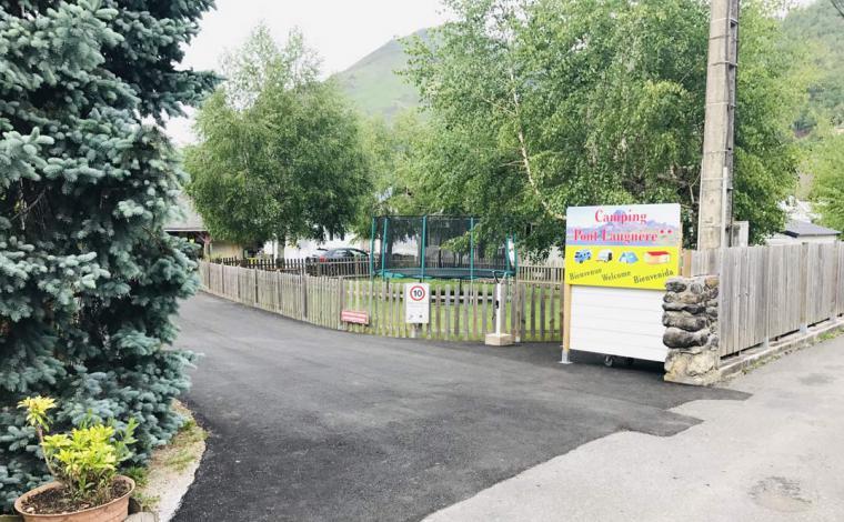 Campsite - Caravaneige in Laruns